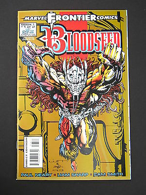 Bloodseed #1, #2  NM  1993  Lot of 2 High Grade Marvel Comics