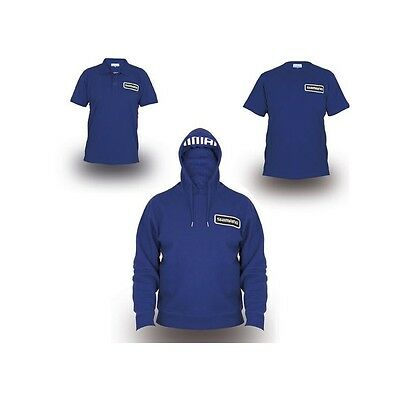 Shimano Kit Clothing Pack R.Blue FELPA + T-SHIRT + POLO  KIT SPETTACOLARE TG L