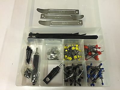 Aircraft / Aviation Tools Skin Change Kit Sheetmetal / Mechanics / Engineer