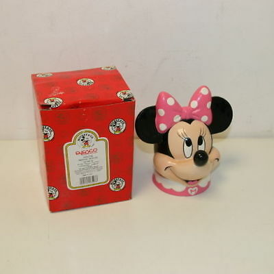 Enesco Minnie Mouse Musical Figurine
