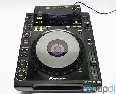 Pioneer CDJ-900 DJ USB CD MP3 Player Deck - CDJ900 (2 available)