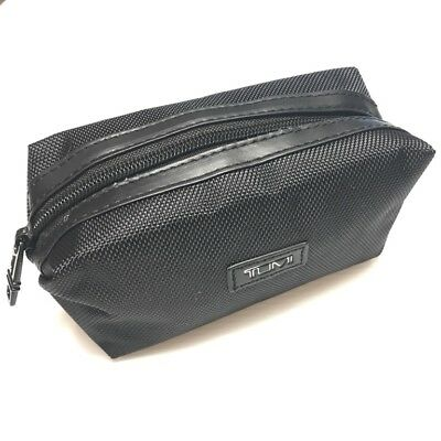 Tumi Delta Airline First Business Class Travel Amenity Overnight Bag Pouch