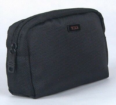 Delta Airline First Class Tumi Travel Overnight Amenity Pouch Bag