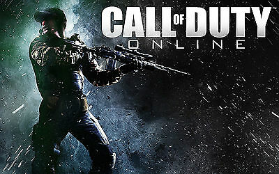A3/a4 Size -  Call Of Duty Black Ops 2  Video Game Art Print Poster # 5