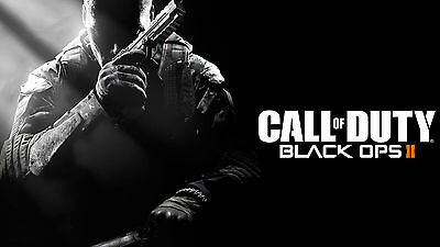 A3/a4 Size - Call Of Duty Black Ops Ii  Video Game Art Print Poster # 5