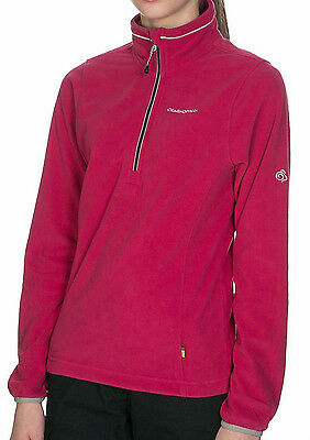 Craghoppers Ionic Half Zip Fleece D of E Recommended Kit UK 14