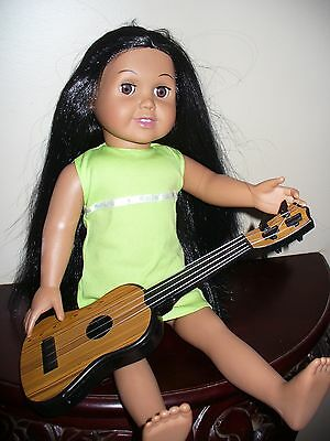Cute Guitar for your 18 Inch Adolescent Dolls