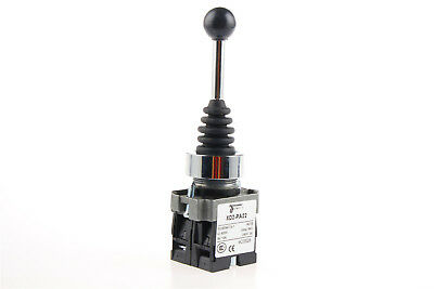 Spring Return Joystick Switch 2 Position 2NO XD2PA22CR NEW FREE SHIPPING!
