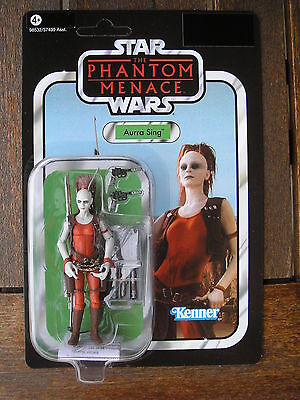 Star Wars Aurra Sing Vc73 Vintage Collection
