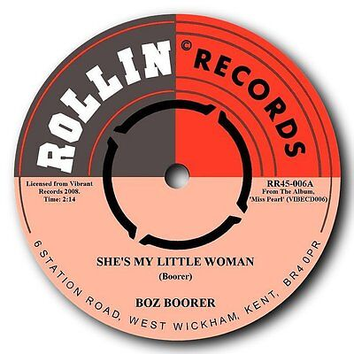 "Boz Boorer - ""she's My Little Woman"" Sublime Jiver - Treat Your Ears !"