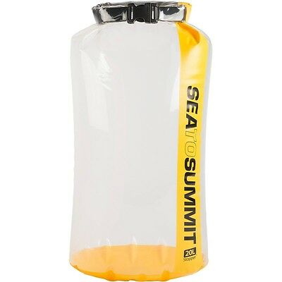 Sea To Summit Clear Stopper 20L Dry Bag