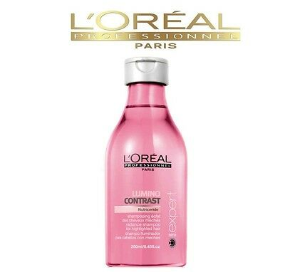 Loreal Serie Expert Lumino Contrast For Highlighted Hair Shampoo-250Ml