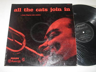LP/BUCK CLAYTON JAM SESSION/ALL THE CATS JOIN IN/Philips Minigroove 07163