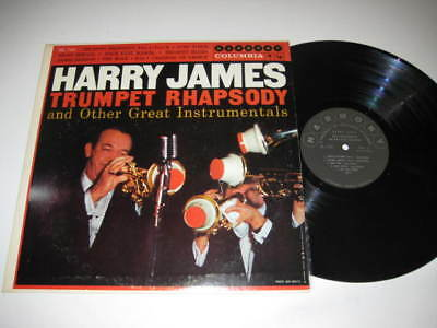 LP/HARRY JAMES/TRUMPET RHAPSODY/harmony  HL 7162