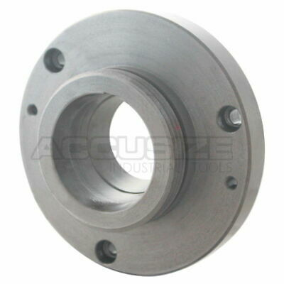 """L-00 Type Adaptor for 3 Jaw-Chuck Diameter = 6"""",  Spindle Taper L-00, #2700-0500"""