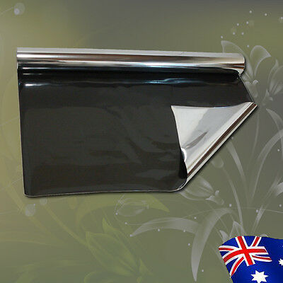 Hydroponics 97% Reflective Mylar Foil Film 1.2x30M For Grow Room 4mil 110 micron