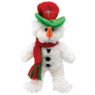 "Skansen Beanie Kids ""freezy The Snowman Bear"" Mwmt"