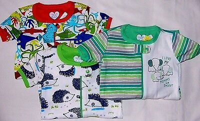 Tcp Baby Toddler Boy Cotton S/s Footless Stretchie Pajamas Jammies 03M-24M 2T-5T