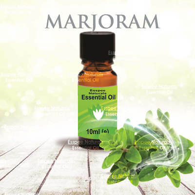 Marjoram Essential Oil 10ml - 100% Pure - For Aromatherapy & Home Fragrance