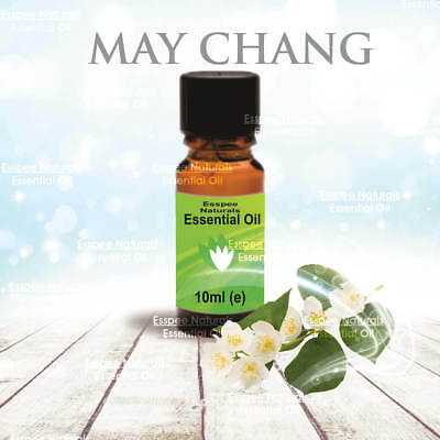 May Chang Essential Oil 10ml - 100% Pure - For Aromatherapy & Home Fragrance