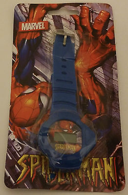 2004 Colortech Marvel Spider-Man Watch China - New
