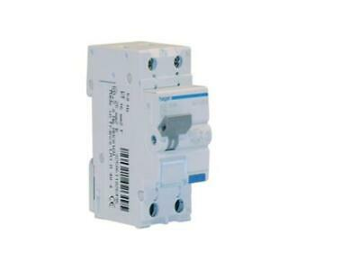 Hager Adc816H - Differenziale Magneto Termico 1Pn 30Ma Ac 16A 4.5Ka C 2M