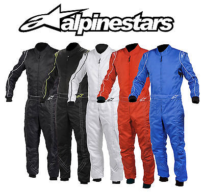 Alpinestars K-MX 9 Karting Suit ideal for Kart Racing & Autograss, Go-Kart, SALE