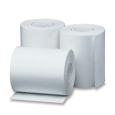 "2-1/4"" x 85' PoS THERMAL RECEIPT PAPER - 50 NEW ROLLS ** FREE SHIPPING ** AQUILA"