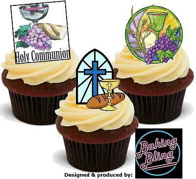 Novelty RETRO VINYL RECORD 18TH BIRTHDAY 12 STAND UP Edible Image Cake Toppers