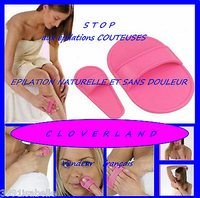 Kit Epilation 4 8 12 Disque A Epiler Gommage Poils Jambe Maillot Aisselle Rasage