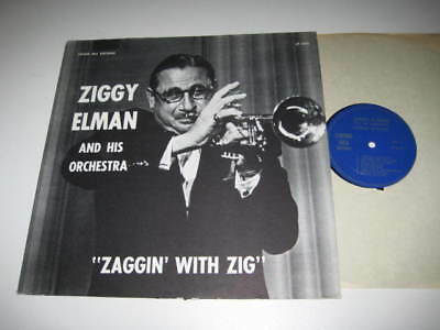 LP/ZIGGY ELMAN and Orchestra/ZAGGIN WITH ZIG/MEGARAR