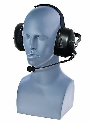 IMPACT PDM-3 Behind the Head Headset - BENDIX KING DPH 3 Year Warranty