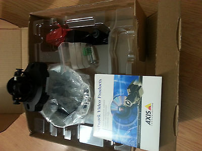 New Axis 216Fd  Ip/network Mini-Dome Camera Poe/2-Way Audio