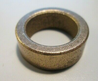 """Lot of 10 Oilite Bronze Washer Bushings .5/"""" ID 1/"""" OD .625/"""" Thick New"""