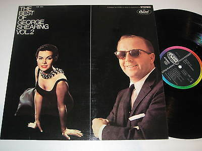 LP/THE BEST OF GEORGE SHEARING Vol.2/Capitol SMK 1042/Sexy Cover/NEAR MINT