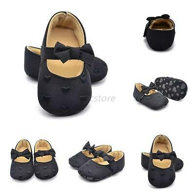 Princess Shoes New Baby Girl Shoes Toddler Soft Sole Infant Prewalker 0-18M