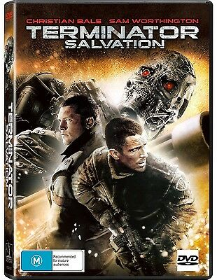 Terminator Salvation *NEW & SEALED* DVD