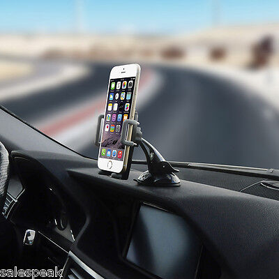 Car Magnetic Mount Holder Stand For iPhone6 Plus 6+ Samsung Smartphone Universal
