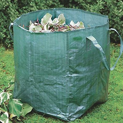 Garden Refuse Bag Heavy Duty Durable Rubbish Debris Grass Leaves Waste Storage
