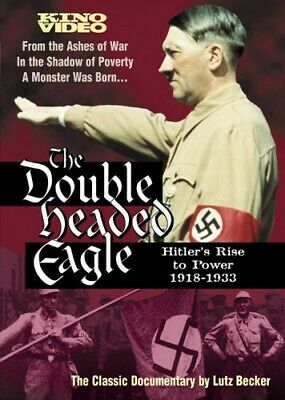 Double Headed Eagle: Hitler's Rise to Power 1918-1933 (2006, DVD NUEV (REGION 0)