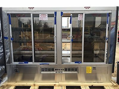 Custom Deli Multi-Deck Food Warmer