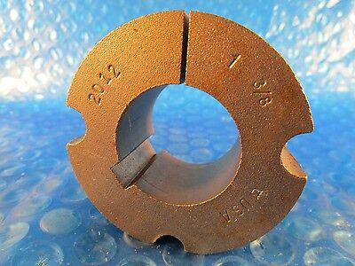 Martin Sprocket & Gear, 2012 1 3/8, Taperlock Bushing