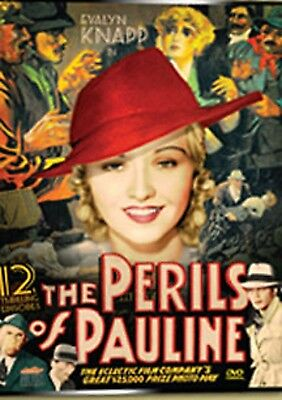 The Perils of Pauline - Cliffhanger 1933 Serial Movie DVD Evalyn Knapp