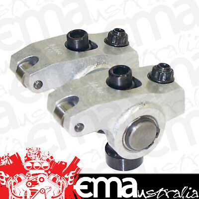"Yella Terra Roller Rockers Pair 1.65 Ratio 5/16"" Bolt On Holden 253-308 Yt5033-2"