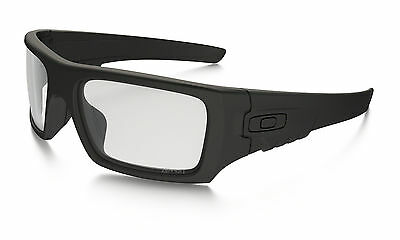 OAKLEY Det Cord Industrial - ANSI Z87.1 Clear Sunglasses OO9253-07 *AUTHENTIC*