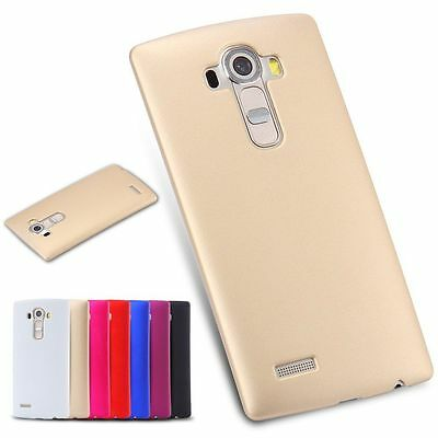 Luxury Ultra Thin Shockproof Hard Slim PC Back Protective Case Cover For LG G4