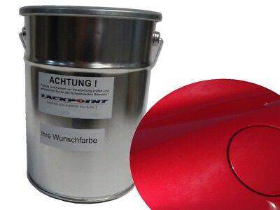 1L Ready-to-spray Base coat Hotchilli Pearl Red Candy Red Car Paint Tuning Trend