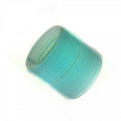 Hair Tools Professional 56mm Jumbo Cling Hair Rollers Light Blue x 6