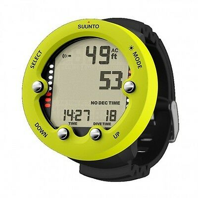 Suunto Computer Zoop Novo Lime 01IT