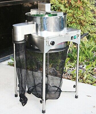 Automatic Stainelss Electric 3 Speed Hydroponic Bud Leaf Pro Trimmer Reaper